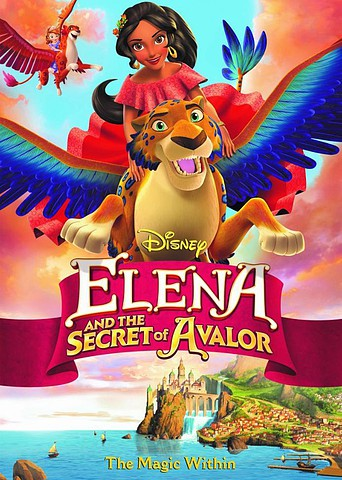 Elena and the Secret of Avalor [DVD 5]