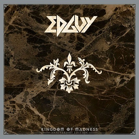 Edguy – Kingdom of Madness (Anniversary Edition) (2018) mp3 - 320kbps