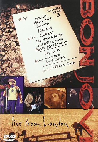 Bon Jovi: Live from London [DVD5]