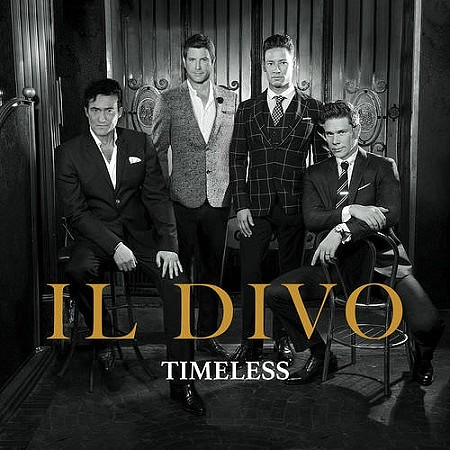 Il Divo - Timeless (2018) mp3 - 320kbps
