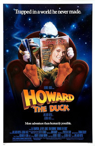 Howard The Duck [Latino][DVD 5]