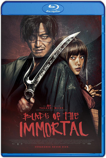 La Espada del Inmortal (2017) HD [1080p y 720p Latino] [Varios Hosts]