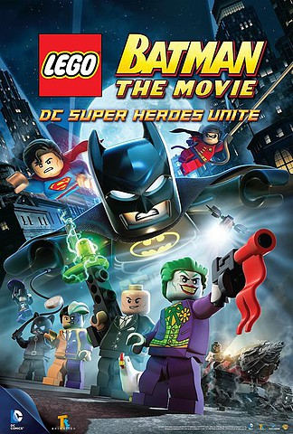 LEGO Batman: The Movie – DC Superheroes Unite [Latino]