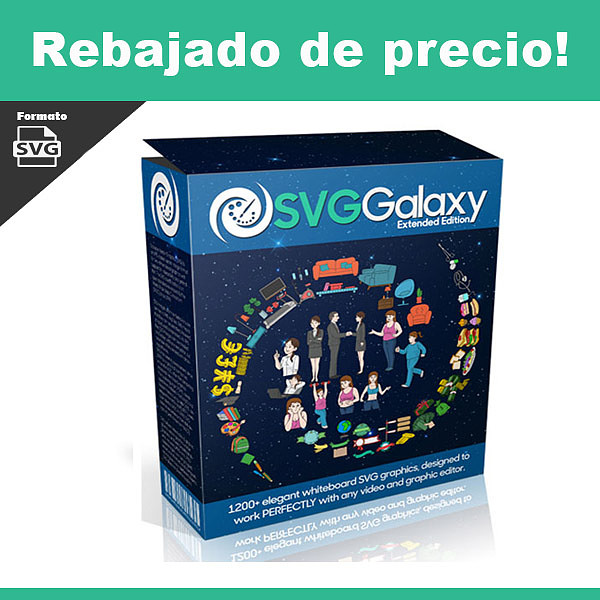 SVG Galaxy Extended
