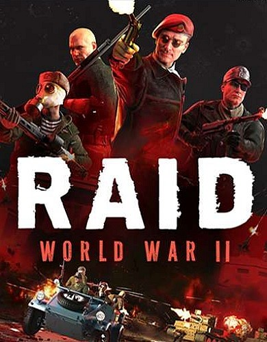 RAID World War II [PC] (2017) [Español] [DVD9] [Varios Hosts]