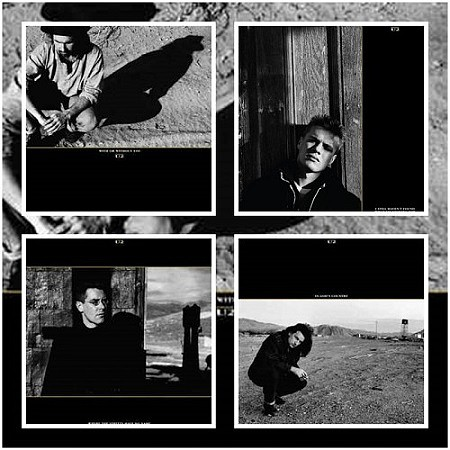 U2 – The Joshua Tree Singles Vinyl Collection: 1987 & 2017 (2017) mp3 - 320kbps