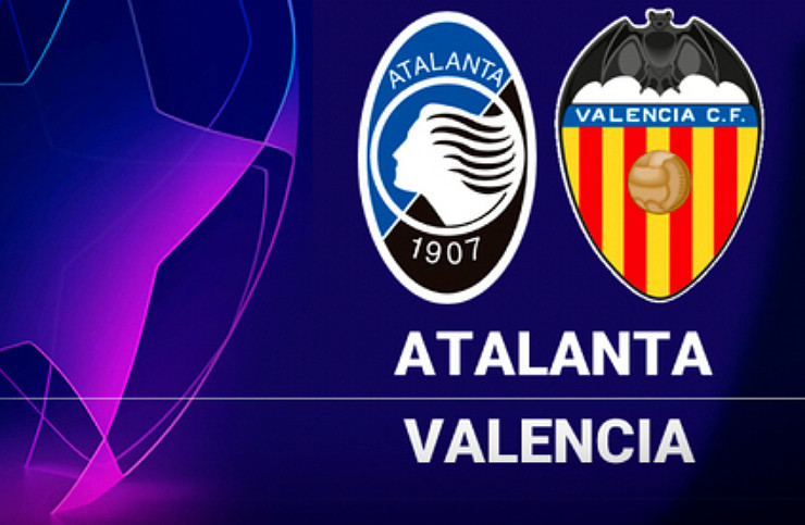 Rojadirecta Atalanta Valencia Streaming Gratis Link Diretta TV.