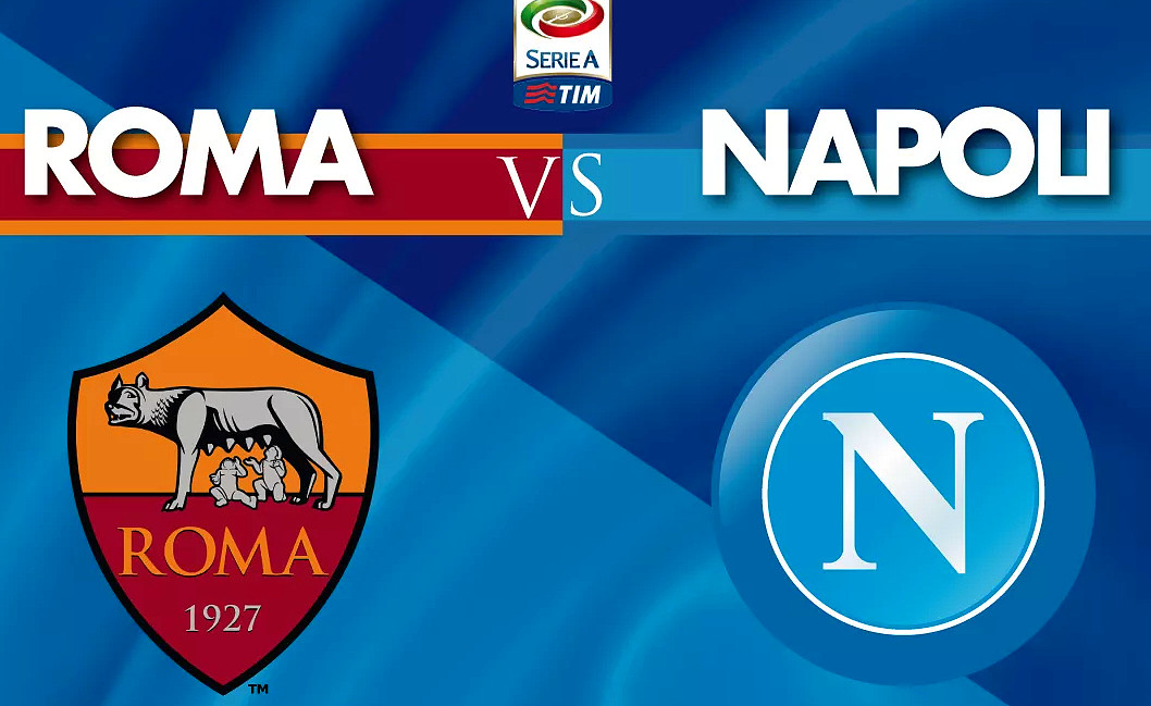 Roma Napoli Streaming Rojadirecta Diretta TV con iPhone Tablet PC.