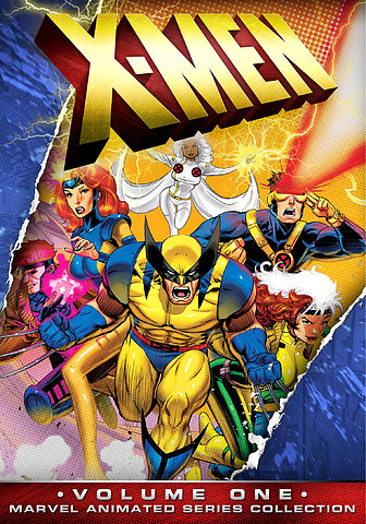 X-MEN: Volume One [Latino][DVD 5]