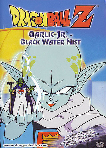 Dragon Ball z – Garlic jr. Black Water Mist [DVD 5]