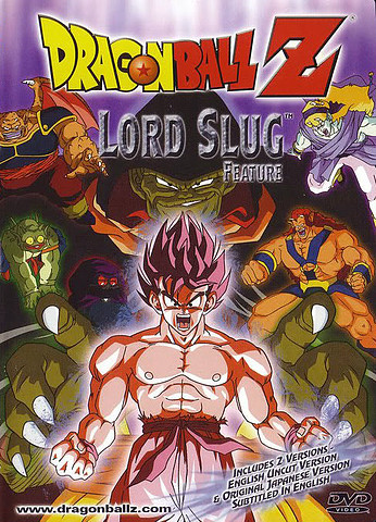 Dragon Ball Z – Lord Slug