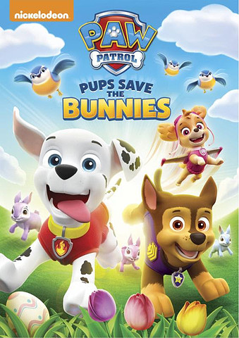Paw Patrol Pups Save the Bunnies [Latino][DVD 5]