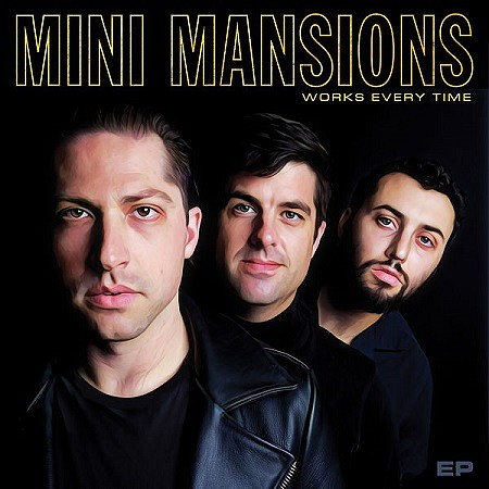 descargar Mini Mansions - Works Every Time (EP) (2018) mp3 - 320kbps gratis