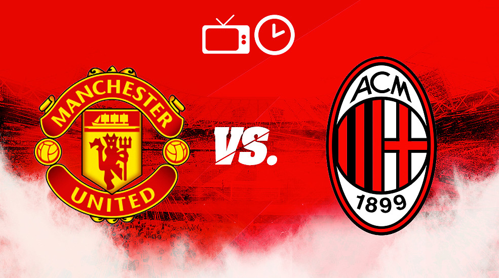 Rojadirecta Manchester United MILAN Streaming e Diretta TV, dove vedere la partita di ICC | Calcio d'Estate.