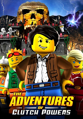 Lego: The Adventures of Clutch Powers [Latino]