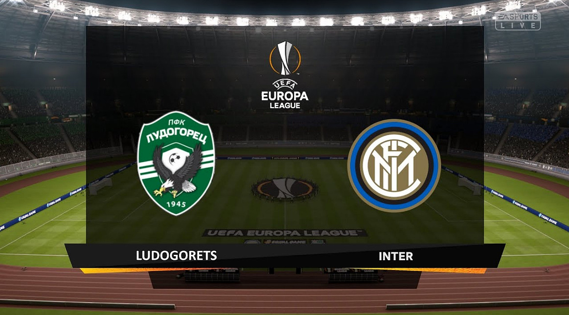 Rojadirecta Ludogorets Inter Streaming Gratis Link TV Online.