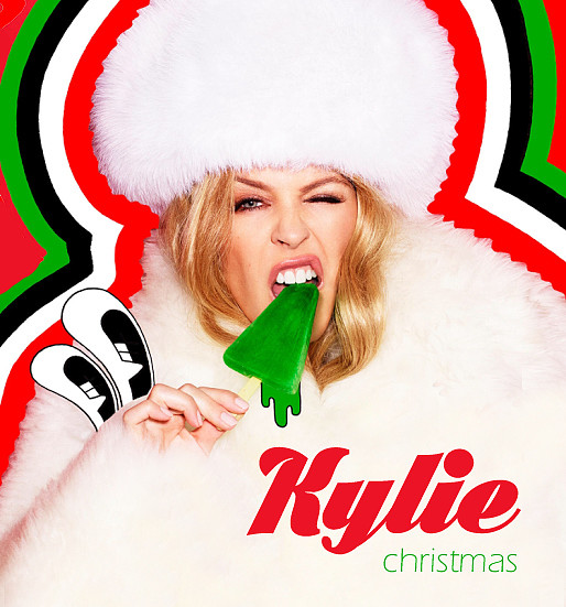Kylie a christmas gift cd