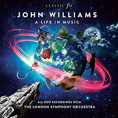 John Williams - A Life In Music-London Symphony Orchestra & Gavin Greenaway (2018) mp3 - 320kbps