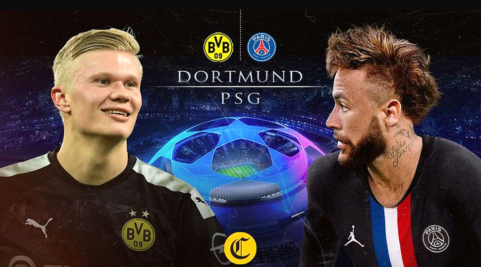 DIRETTA BORUSSIA DORTMUND PSG Streaming Gratis Link Rojadirecta, dove vedere Video Live Online.