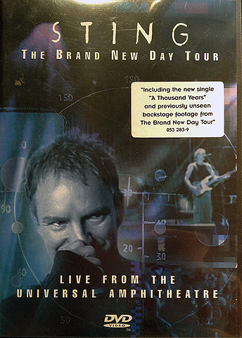 Sting ‎– The Brand New Day Tour: Live From The Universal Amphitheatre [DVD5]