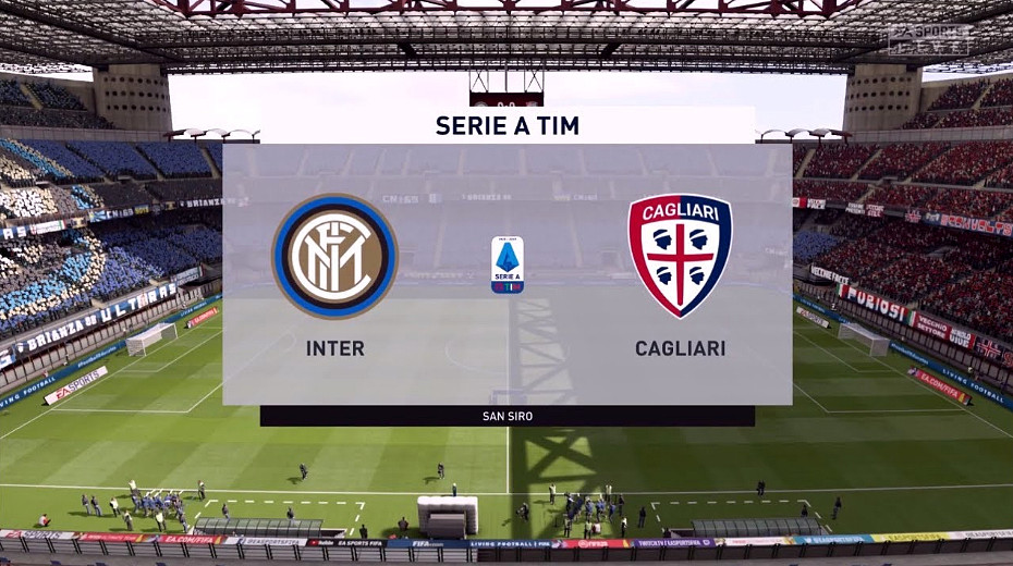 Rojadirecta Inter Cagliari Streaming Diretta TV.