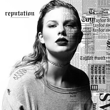 Taylor Swift - Reputation (2017) mp3 - 320kbps
