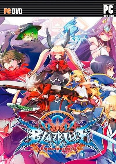 BlazBlue Centralfiction [PC] (2017) [ENG] [19 GB] [Varios Hosts]