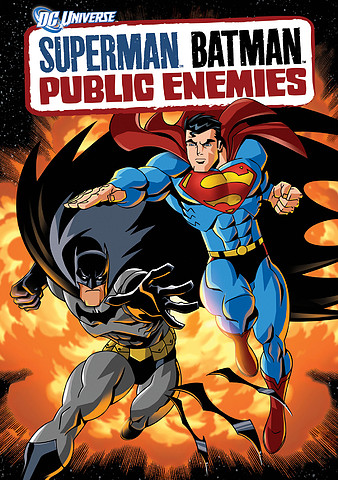 Superman/Batman: Public Enemies [Latino]
