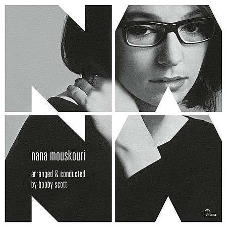 Nana Mouskouri – Nana – Arranged & Conducted By Bobby Scott (2017) mp3 - 320kbps