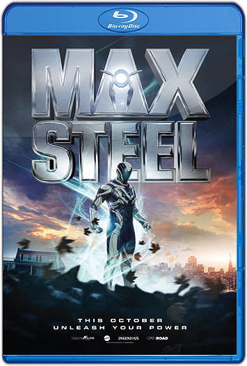 Max Steel (2016) HD [1080p y 720p Latino] [Varios Hosts]