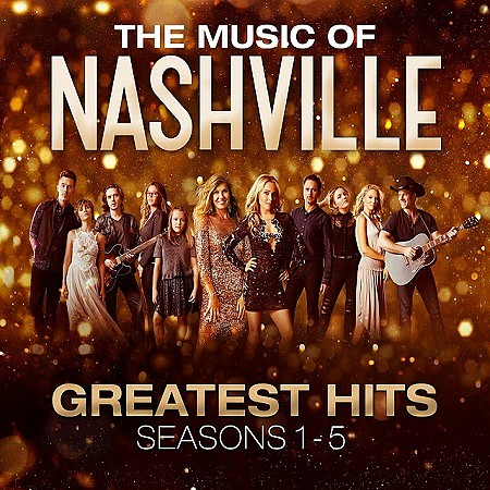 BSO The Music Of Nashville: Greatest Hits – Temporadas 1-5 (