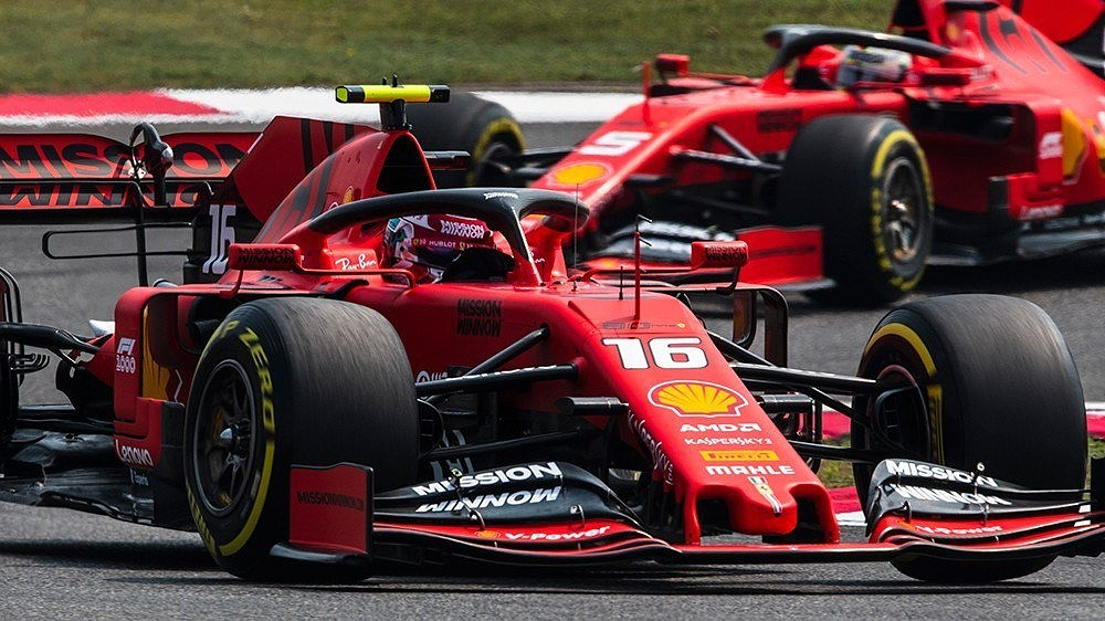 F1 2019 GP Cina Streaming Rojadiretca Diretta TV dove vedere partenza gara con le Ferrari in 2a fila.
