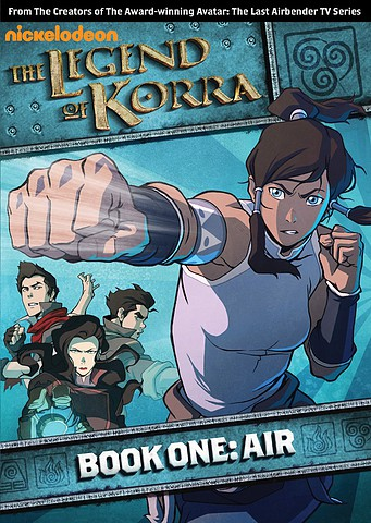 The Last Airbender: The Legend of Korra – Book: Air [Latino]