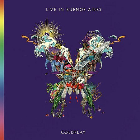 descargar Coldplay - Live in Buenos Aires (2018) mp3 - 320kbps gratis