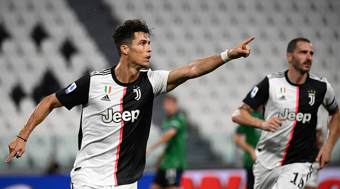 Juventus-Atalanta 2-2 Video Highlights: 2 penalty di CR7 Ronaldo per rimontare Zapata e Malinovsky