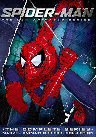 Spider-Man: The New Animated Series [Latino][DVD 5]