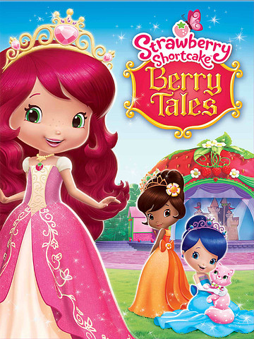 Strawberry Shortcake: Berry Tales [Latino][DVD 5]