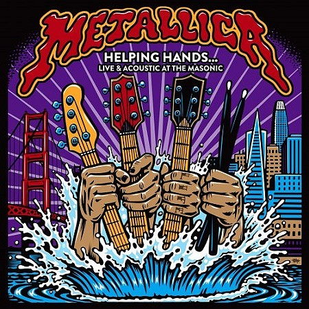 descargar Metallica - Helping Hands…Live & Acoustic At The Masonic (2019) mp3 - 320kbps gratis
