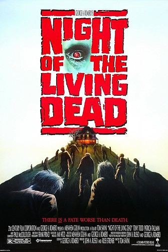 Night Of The Living Dead / La Noche de los Muertos Vivos (1990) [Remake] [FULL HD - DUAL+Subs]
