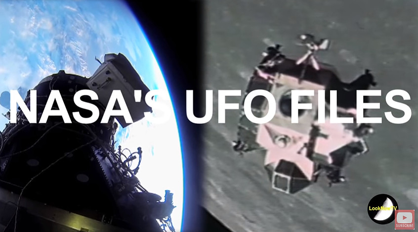 THE BEST OF: Filmati video files UFO archiviati dalla NASA in molti anni.