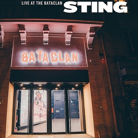 Sting – Live At The Bataclan (2017) mp3 - 320kbps